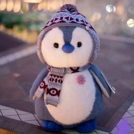 Мягкая игрушка пингвин - очень милый и оригинальный подарок.