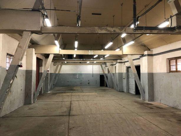 Wynajmę część hali, przestrzeń produkcyjna/magazynowa Bielsko-Biała