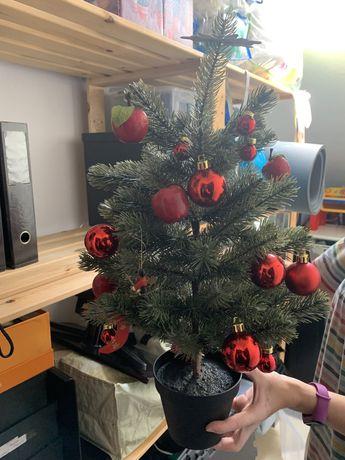 Mini arvore de Natal