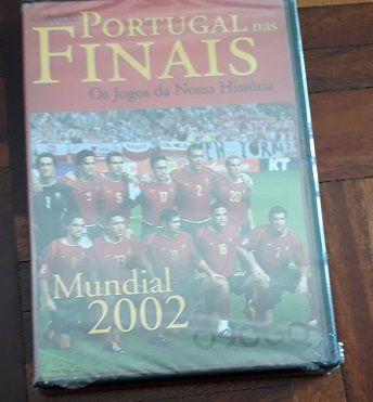 "DVD ""Portugal nas Finais"" - Mundial 2002"