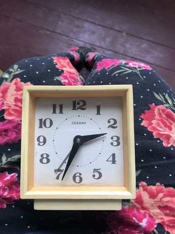 Годинник раритет Севани