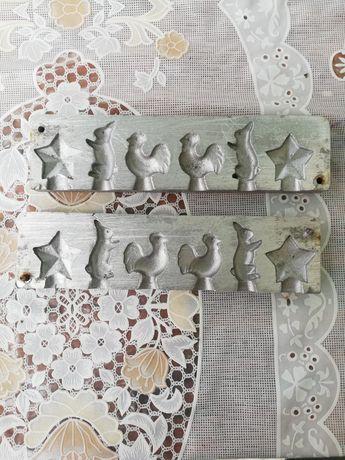Форми для леденцов из пищевого алюминия СССР.