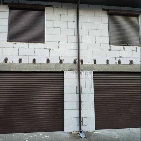 Защитные роллеты на окна и двери. Гаражные ролеты, роллетные ворота