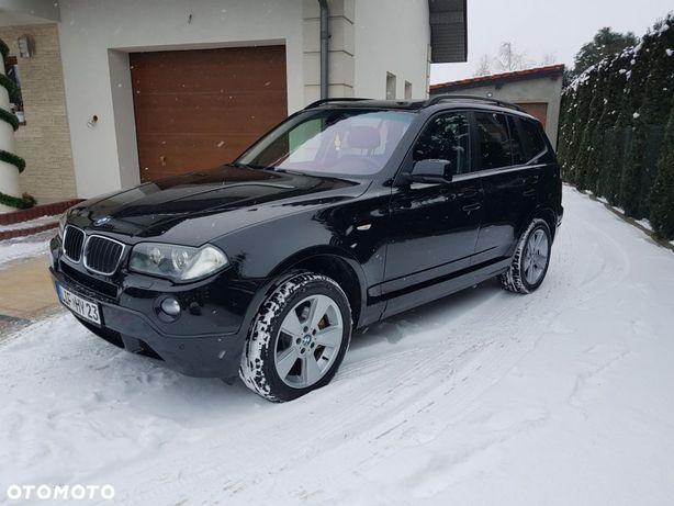 BMW X3 4x4 Lift Czarna Perła Pełne Wyposażenie Stan Wzorowy