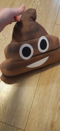 Poduszka maskotka emotka