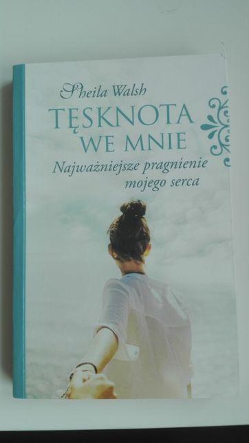 Nowa książka Tęsknota we mnie, Sheila Walsh