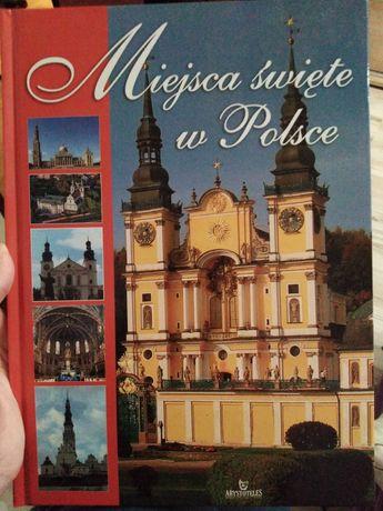 Miejsca święte w Polsce książka