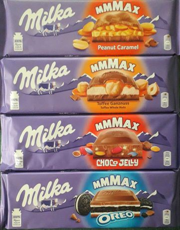 Шоколад Milka, Мілка, велика, 300гр, Німеччина
