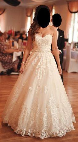 Suknia Ślubna Annais Bridal - Finola/ Ivory