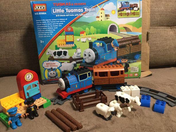 Железная дорога конструктор Томас
