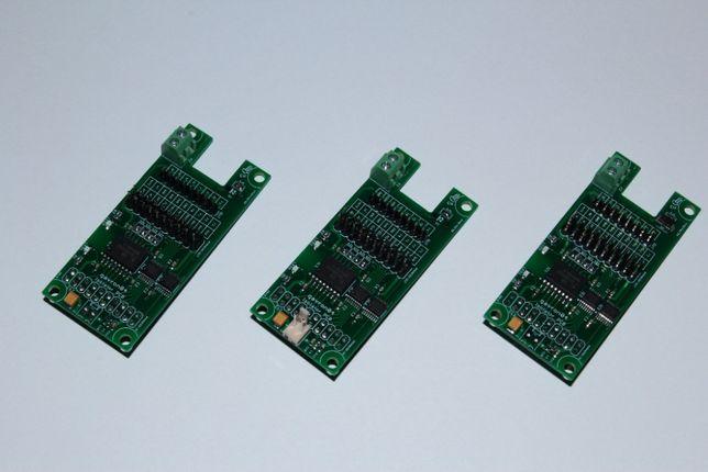 Nakładka izolująca Amanero ; USB Audio konwerter I2S