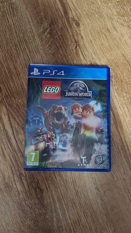 Gra Lego Jurassic Park PS4