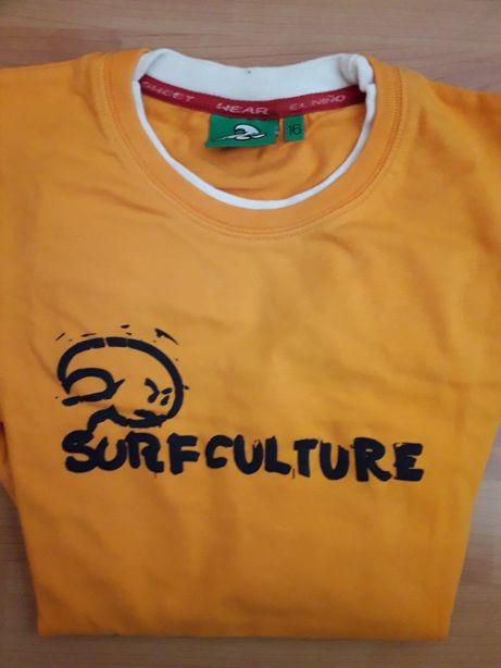T shirt de manga comprida 16 surfculture