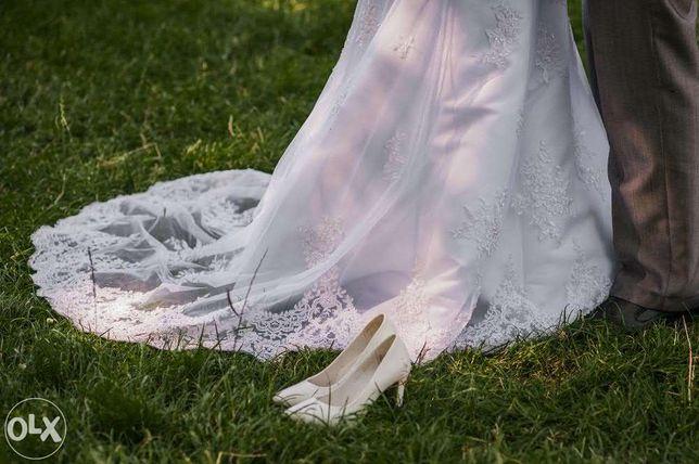 Ексклюзивна весільна сукня