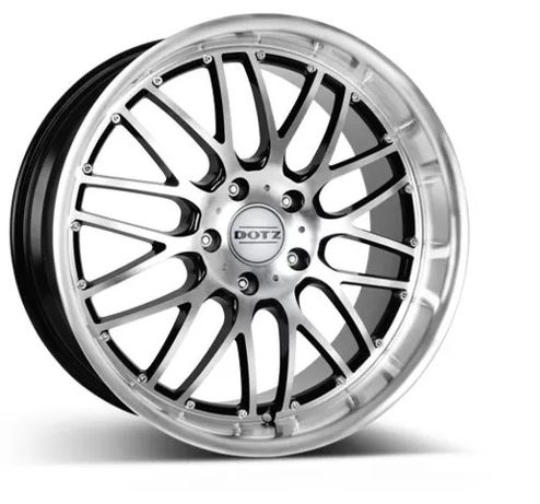 """""""RSCAR"""" - Felgi DOTZ 16"""" 5x115 NOWE! Opel, Chevrolet"""