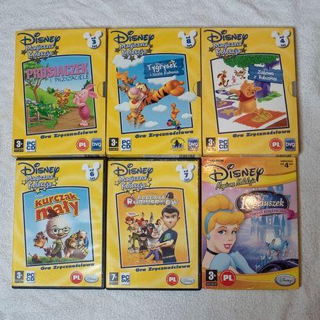 11 CD Disney Magiczna Kolekcja / Cena do negocjacji