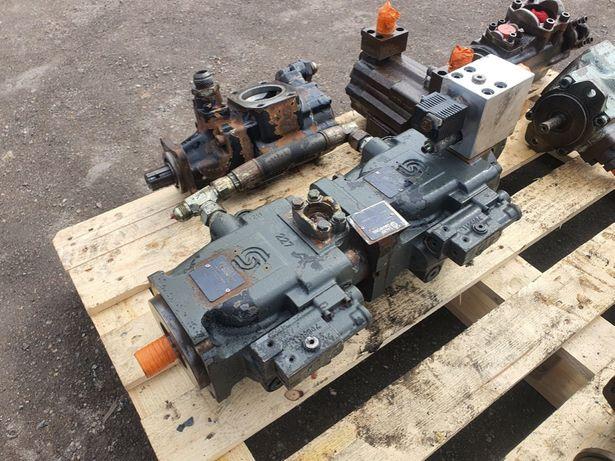 sauer danfoss grr074b2 pompa hydrauliczna podwójna