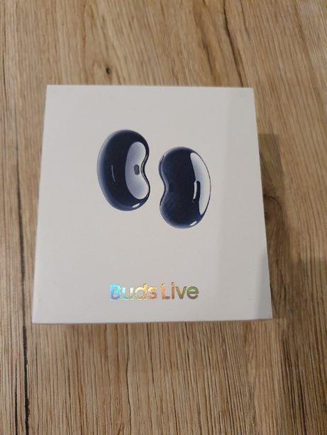 Nowe Słuchawki Samsung Galaxy Buds Live Gwarancja