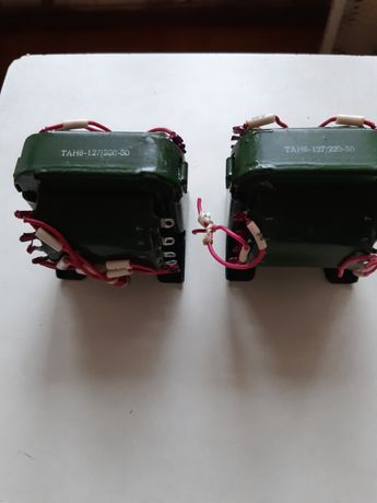 Трансформатор ТАН 6-127/220-50