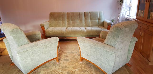 Zestaw 3K + 2 fotele