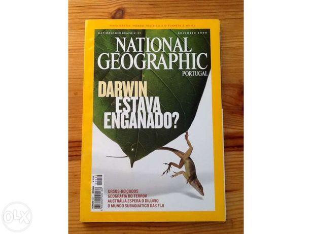 National Geographic Revista - edição Portugal