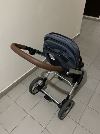 Дитяча коляска Mutsy Evo 2in1 Jeans