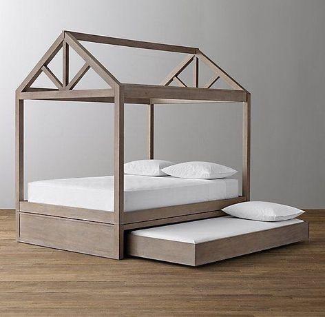 Детская кровать домик кроватка  дитяче ліжко