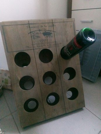 Super stojak na wino Almi Decor