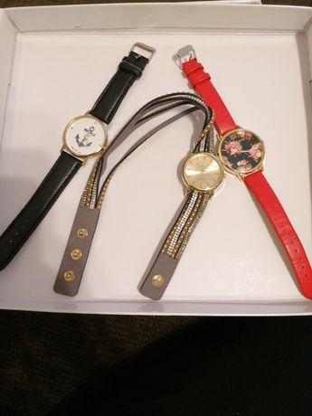 Zestaw 3 zegarków