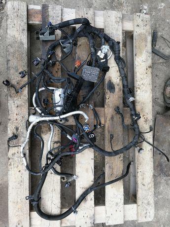 Instalacja elektryczna silnika kompletna 2.2 CDTI Chevrolet Captiva