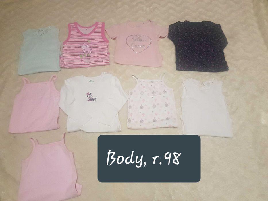 Body dla dziewczynki r. 98 Krapkowice - image 1