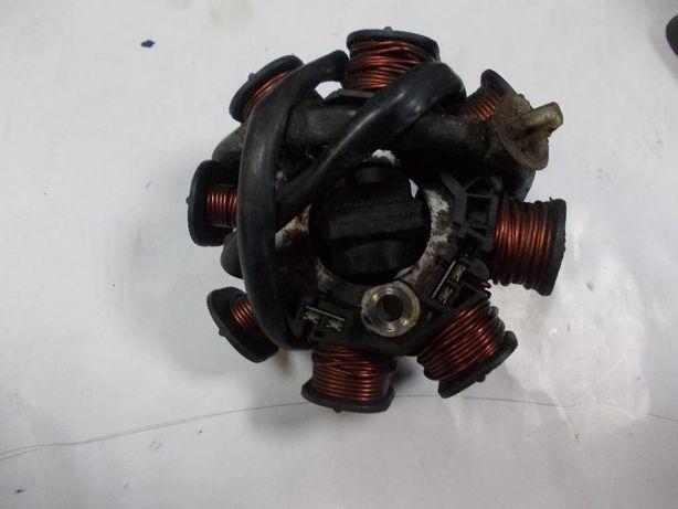 Двигатель на скутер Хонда-Дио - по з/ч