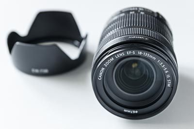 Объектив CANON ZOOM LENS EF-S 18-135 mm 1:3.5-5.6 IS STM