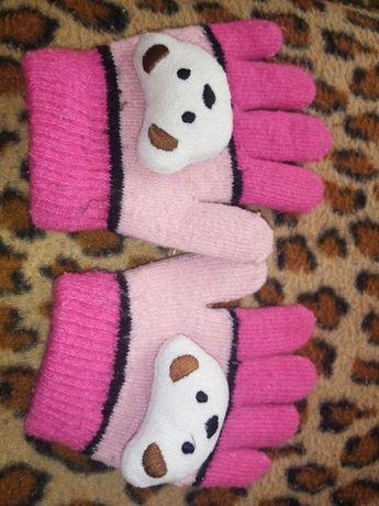 Продам перчатки зимние
