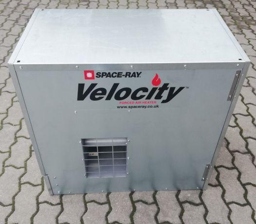 Nagrzewnica gazowa do kurników, chlewni, LPG VF80, 73,3 kW