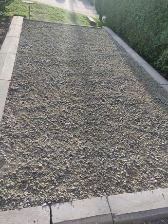 Kruszywo Granitowe kliniec kamień na utwardzenie drogę grys granitowy