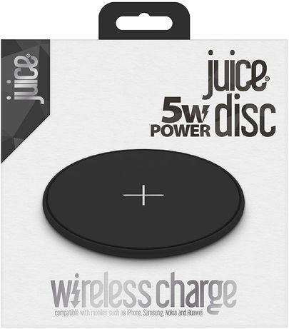Диск для беспроводной зарядки смартфонов, 5W.