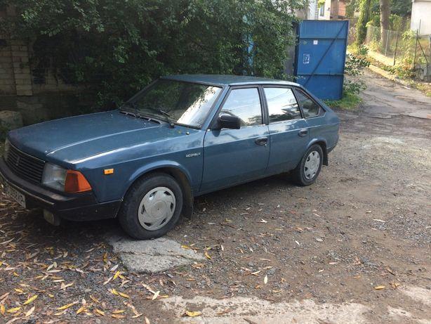 автомобиль Москвич 2141 родная краска,сост идеальное один хозяин 97тыс