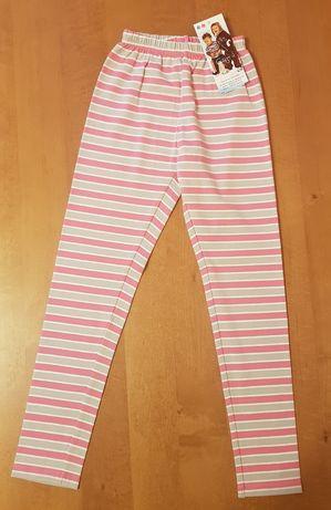 Sprzedam getry legginsy dla dziewczynki r. 122 Nowe!