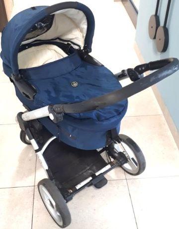 Używany wózek Mutsy Evo