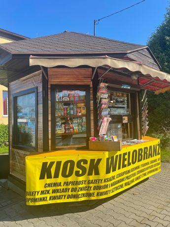 Sprzedam kiosk, budkę handlowa, dobra lokalizacja pod handel