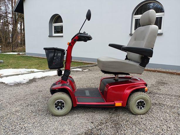 Skuter wózek elektryczny inwalidzki zasięg 30km