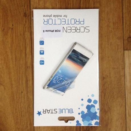 Folia ochronna na wyświetlacz telefonu iPhone 4, 4G , 4S , 5 , 5s