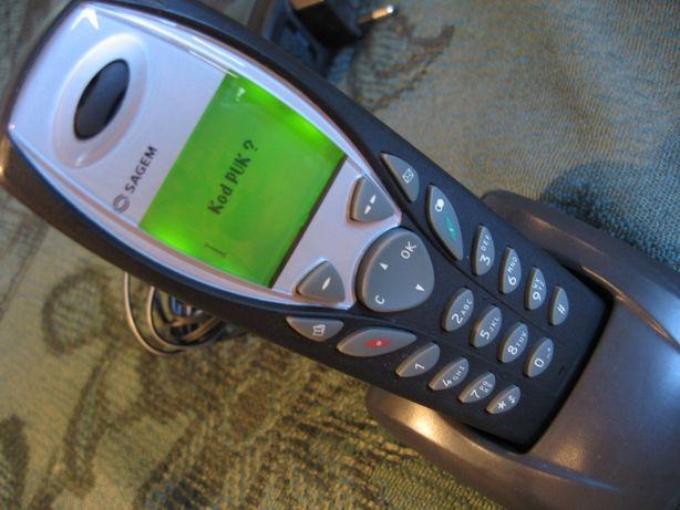 domowy telefon komórkowy Sagem