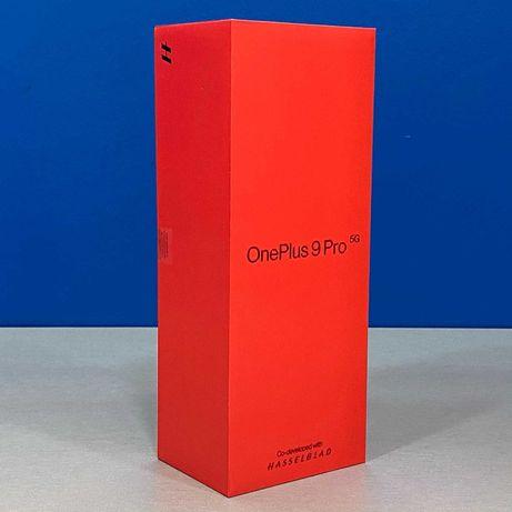 OnePlus 9 Pro (12GB/256GB) - SELADO - 2 ANOS DE GARANTIA