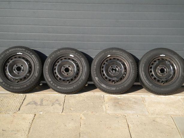 Koła zimowe 15 5x114,3 Renault Megane 3 III Megane Scenic III