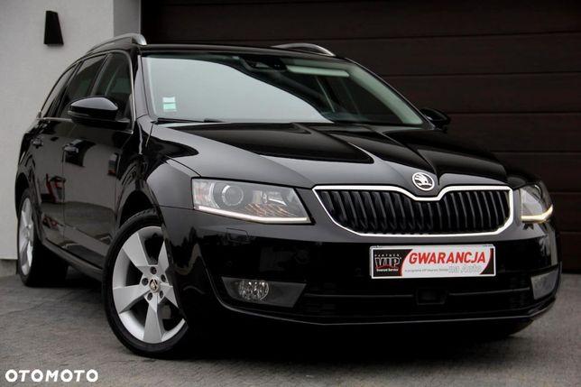 Škoda Octavia 2.0 Tdi 150km Dsg Alcantara Gps Ledy Opłacona