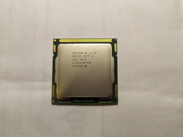 Процессор Intel Core i5 - 750