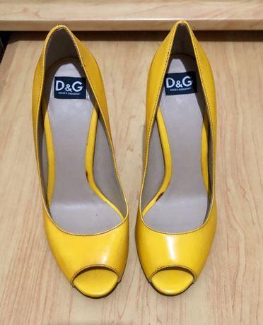 Dolce & Gabbana sapatos open toe