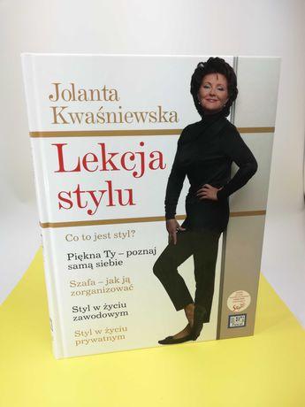 Lekcja stylu Jolanta Kwaśniewska